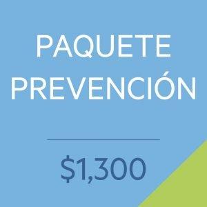 Paquete prevencion - Consulta especialistas en diabetes cdmx